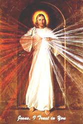 "The ""Skemp"" Image of the Divine Mercy."